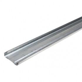 Canaleta de carga para tablaroca de acero galvanizado en Monterrey