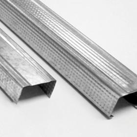 Canaletas de carga para tablaroca de acero galvanizado en Monterrey