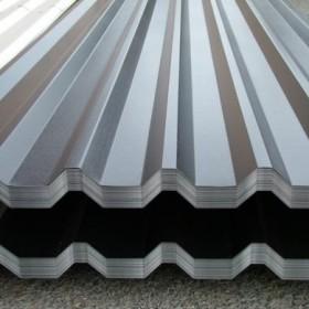 Lámina de acero galvanizado en perfil rectangular para construcción en Monterrey