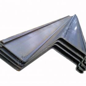 Láminas de acero galvanizado e inoxidable, polin en Z en Monterrey