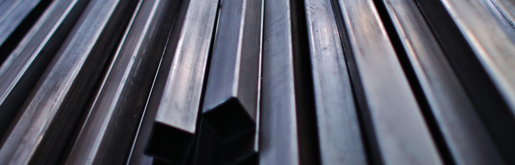 Perfiles de acero inoxidable cuadrados, armadura PTR