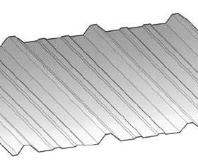 Perfil lámina de acero galvanizado ZE-100/35 en Monterrey