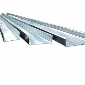 Postes metalico estructural en tablaroca de acero galvanizado en Monterrey