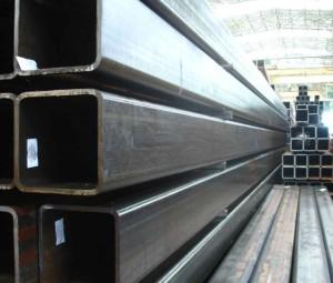 Vigas de acero de 4 placas soldadas a la medida en Monterrey