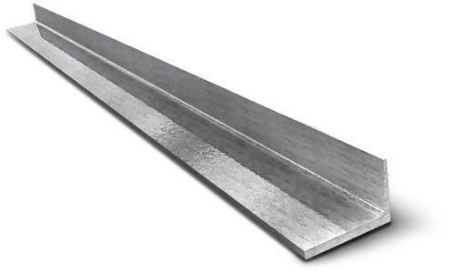 Ángulos de acero para construcción