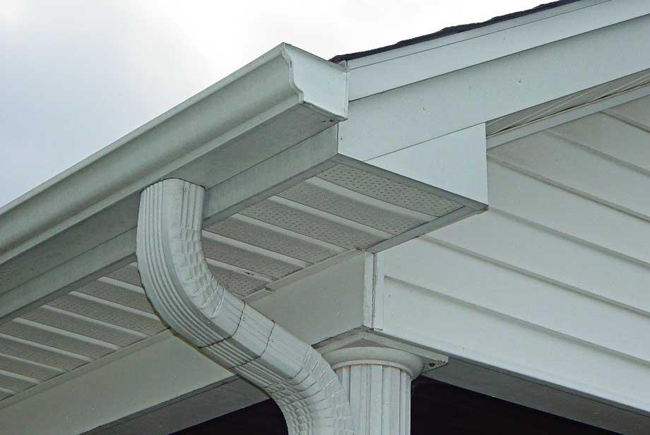 canaletas pluviales para techos
