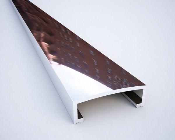 molduras de lámina para muros